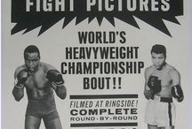 boxning posters