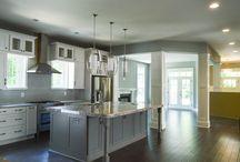 Kitchens by Sigma Builders LLC. / Custom Builders in Carmel, Indiana.