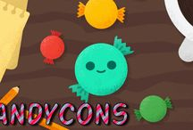 CandyCons - Icon Pack v1.8