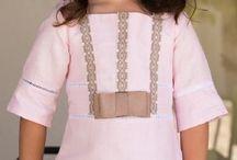 Vestidos niña II