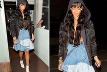 Rihanna / by D Johnson