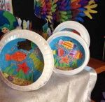 Paper plate crafts for kids / This page has a lot of paper plate crafts for kids