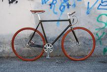 Lovely bikes