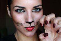 maquillaje hallowem