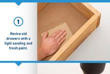 Bedroom - Under bed drawers