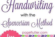 Handwriting / Penmanship