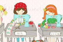Sewing with kids / by Tracy @3LittleBrds