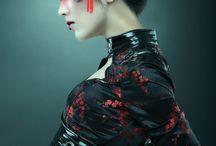 Chinese motifs