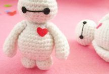 Amigurumi to-make list / Amigurumi I wanna do / by Tatin Yang