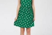 one‐piece dress