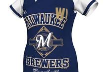 All things Brewers / Best baseball team ever / by Amanda Schwarz