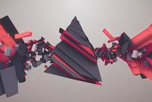 3D | Art / Design / Type