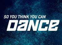 So you think you can dance SYTYCD