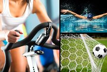 Sports and leisure time / ind inside the Sports and Leisure Time theme a description of the events, proposed in the period of the EXPO of Milan 2015, regarding sport plants, sport industry in general, clubs and sportive events, cycling and motorcycling.