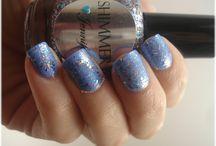 Shimmer Polish / Swatches of Shimmer Polish