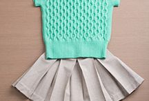 Seafoam/mint / by Tattered Turquoise