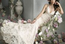 Wedding dresses / by Scent Of Healing : Bianca Laws