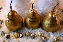 ELEGANT CHRISTMAS / by Yvonne Naudack