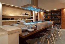 Bancada de Cozinha Gourmet / by CasaBella Interiores