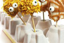 snacks / by Andrea Powell