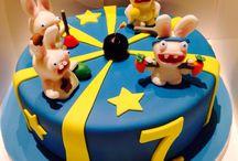 Bouli birthday cake