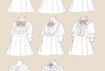 Disegnare abiti
