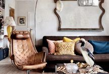 Eclectic interior designs