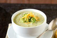 2 Dinner - Soup / by Cassandra Ann