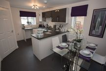 New Homes in Peel Court, / Bootle, Merseyside