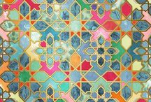 Tiles and tilework