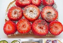 Healthy breakfasts / Healthy breakfast