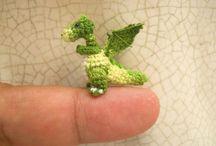 Amigurumi miniature