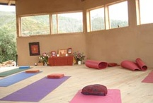 Luscious Yoga Spaces