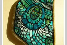 Painted Stones / by Kathy A