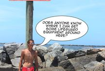 Lifeguard Funnies