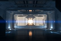 Sci-Fi Computer Generated Images  / All the CG art that is awesome.