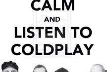Okay... / My friendly obsession with coldplay.