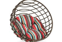 Patio and Garden Furniture / Brighten up your outside with these cool decoration ideas