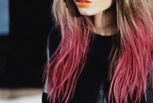 Hairstyles / by ☽♀☾Shereena☽♀☾