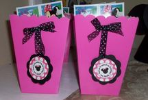 Minnie Mouse party / by LeAnne Markins