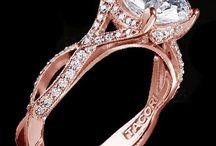 Rings I Love / by Christine Hollander