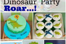 DINO party / by Whitney Monroe