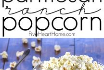 FOOD :: Popcorn