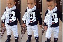 Fiúk divat