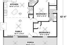 Two Bedroom Plans