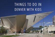 kids in Denver / by Vanessa Swartz Barlow