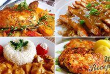 Hovädzie mäso-recepty