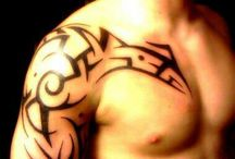 Tattoos / by Joannie Longpré