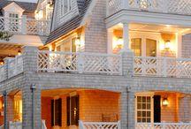 Rails balconies