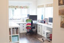 Home Office/Sewing Room